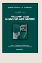 Management issues in knowledge-based university